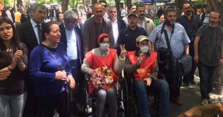 Açlık Grevinde Olan Gülmen ve Özakça Gözaltına Alındı!