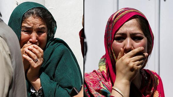 Afganistan'da Terör Saldırısını İŞİD Üstlendi!