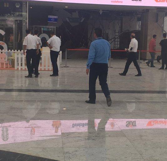 Ankara'da Garın Tavanı Çöktü: Ölü veya Yaralı Var Mı?