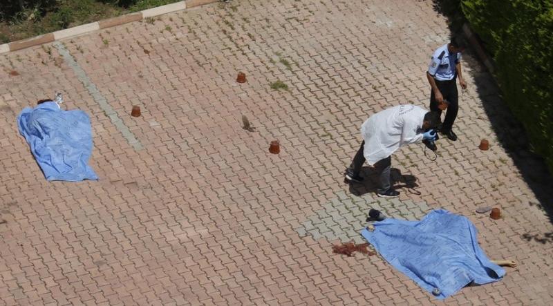 Antalya'da Damat Dehşeti: 2 Ölü 2 Yaralı