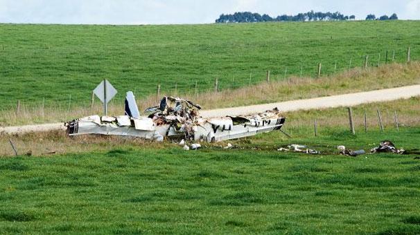 Avusturalya'da Uçak Tarlaya Düştü: 3 Ölü