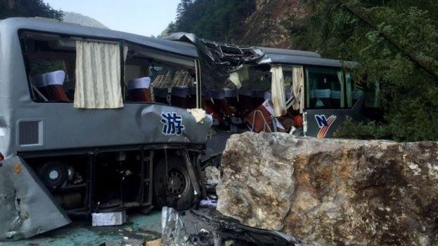 Çin Bu Defa 6.5'le Sallandı, Ölü ve Yaralılar Var