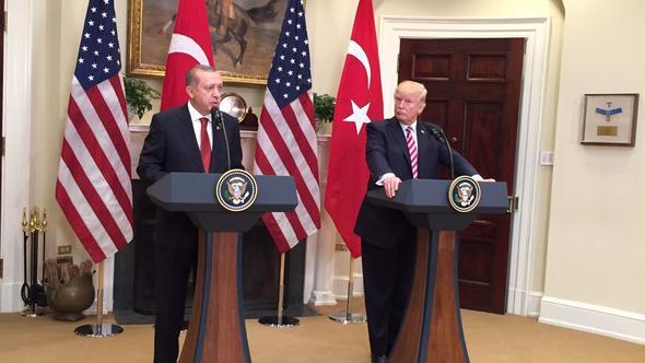 Erdoğan Trump Görüşmesi Nasıl Geçti, Neler Konuşuldu?