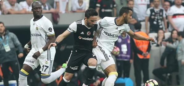 Fenerbahçe Vodafone Arena'da Beşiktaş'a Dur Dedi! İşte Derbinin Sonucu