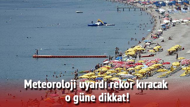 İstanbul, Antalya, İzmir, Aydın Hava Durumu İçin Meteoroloji Uyardı! O Güne Dikkat!