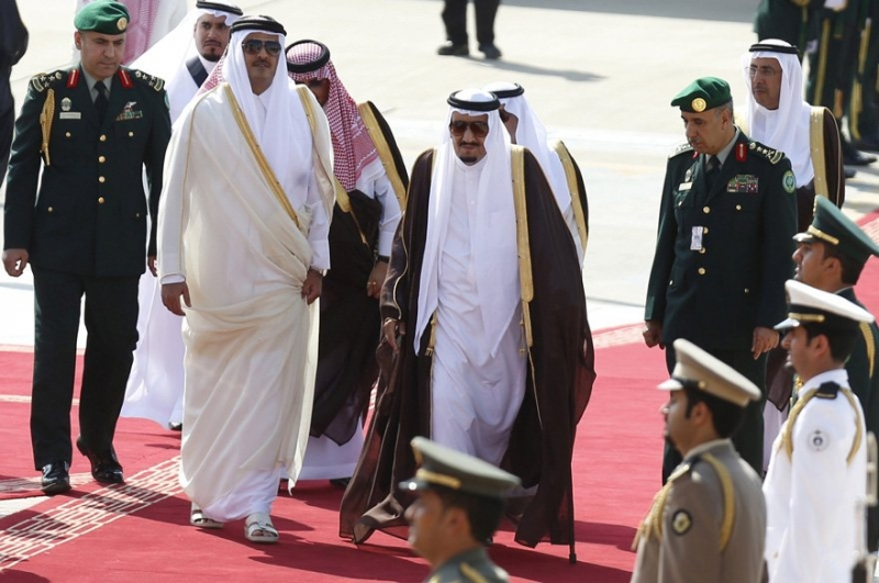 Katar'dan Türk Askerinin Gelişi Hakkında İlk Açıklama: Bölgenin Güvenliği İçin Geliyorlar