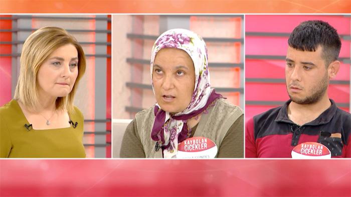 Kaybolan Çiçekler 17 Mayıs Canlı Yayın Kadriye Gündeş'i Bakkalla İlişkiye Ailesi Mi Zorladı?