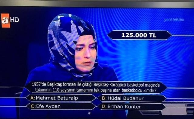 Kim Milyoner Olmak İster'de Sorulan Beşiktaş Sorusu Herkesi Bilgisayar Başına Koşturdu! Peki Sorunun Cevabı Neydi?