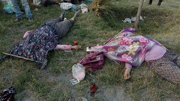 Konya Ereğli'de Tarım İşçilerini Taşıyan Kamyonet Kaza Yaptı! Ölü ve Yaralılar Var!