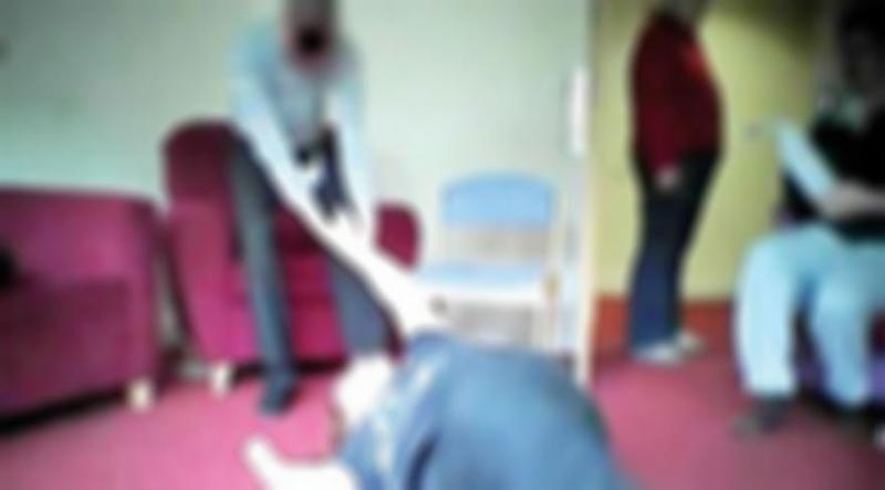 Konya'da Rehabilitasyon Merkezi Skandalı! Engelli Hastalara İşkence…