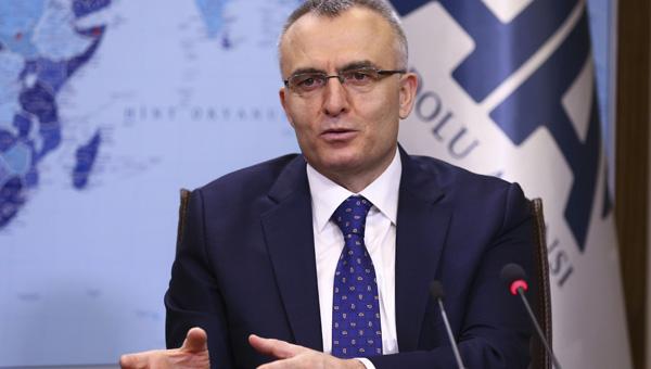 Maliye Bakanı Naci Ağbal Açıkladı! Tecil Ve Taksitlendirme Şartlarına Kolaylık Sağlandı