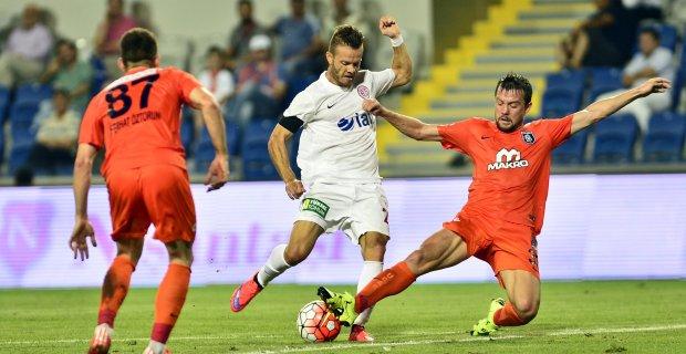 Medipol Başakşehir Antalyaspor Maçı Kaç Kaç Bitti? Maçı Kim Kazandı?