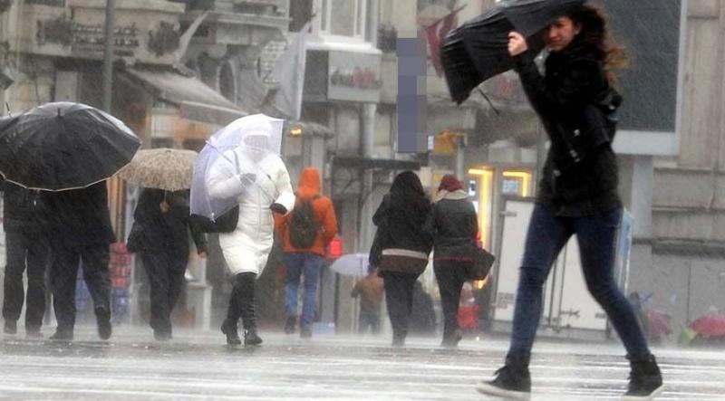 Meteoroloji Hafta Sonu İçin Uyardı! Ani Yağışlar Geliyor!