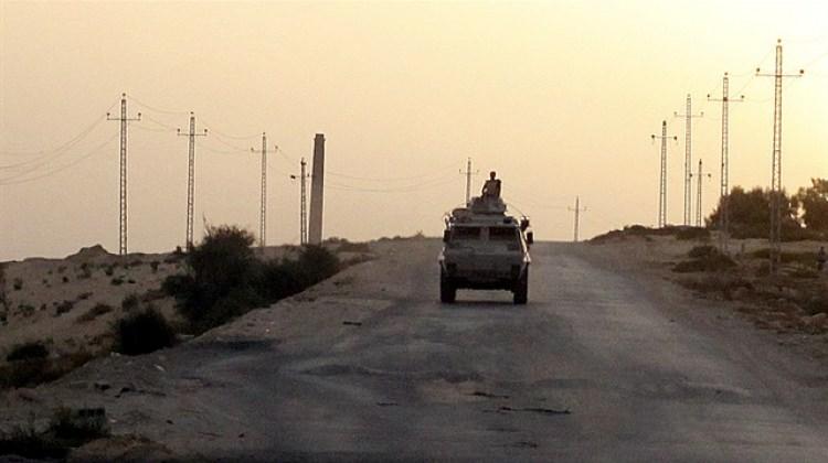 Mısır'da Askerlere Canlı Bomba Saldırısı, Çok Sayıda Ölü ve Yaralı Var!