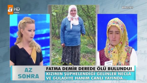 Müge Anlı ile Tatlı Sert 29 Mayıs 2017 Canlı Yayın! Necla Demir, Köye Gitti Neler Yaşandı?