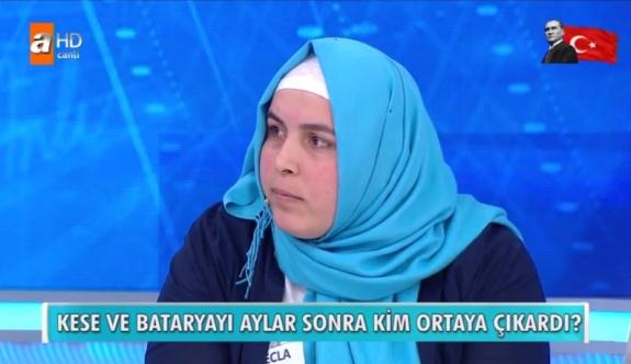 Müge Anlı ile Tatlı Sert 19 Mayıs ATV Canlı Yayında Fatma Demir Cinayetinde Şok Gelişme!