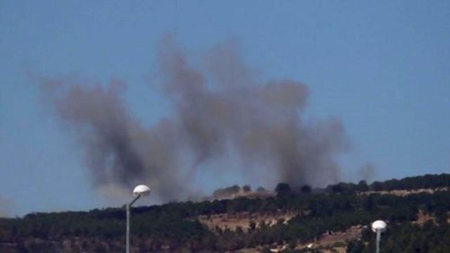PYD Bölgesinden Türkiye'ye Taciz Ateşi Açıldı, Sınır Birlikleri Anında Karşılık Verdi!