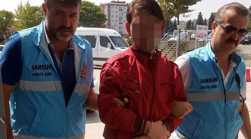 Samsun'da İğrenç Olay! Arkadaşının Karısının Çıplak Fotoğraflarını Çekip Şantajla Tecavüz Etti, Serbest Kaldı