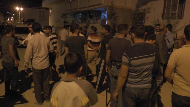 Şanlıurfa'da Tehlikeli Gerginlik! Mahalleli ve Suriyeliler Birbirine Girdi, Kavgaya 100 Kişi Karıştı