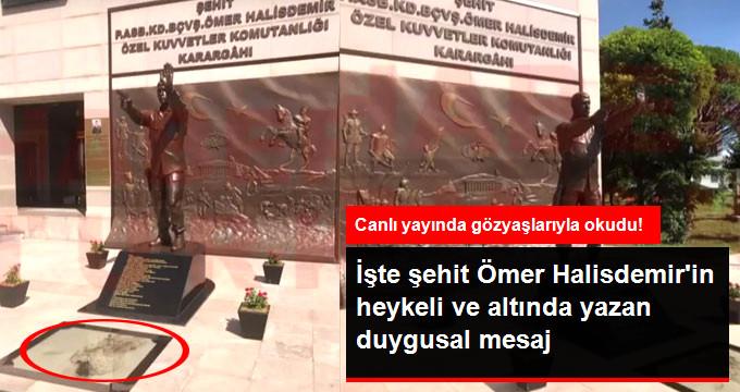Şehit Ömer Halisdemir'in Adı Özel Kuvvetler Komutanlığı'na Verildi!