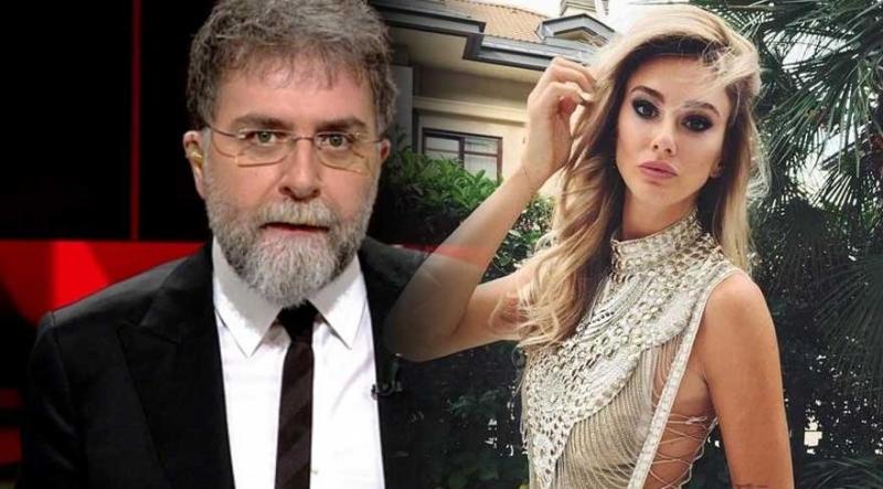 Şeyma Subaşı ve Ahmet Hakan Kavgasında Yeni Raund! Şeyma Bu Defa Fena Vurdu!