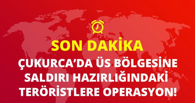 Son Dakika! Çukurca'da Üs Bölgesine Saldırı Hazırlığındaki 3 Terörist Öldürüldü