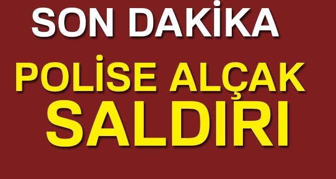 Son Dakika! Hatay'da Polise Saldırı: 2 Polis Şehit Oldu 1 Polis Yaralı!
