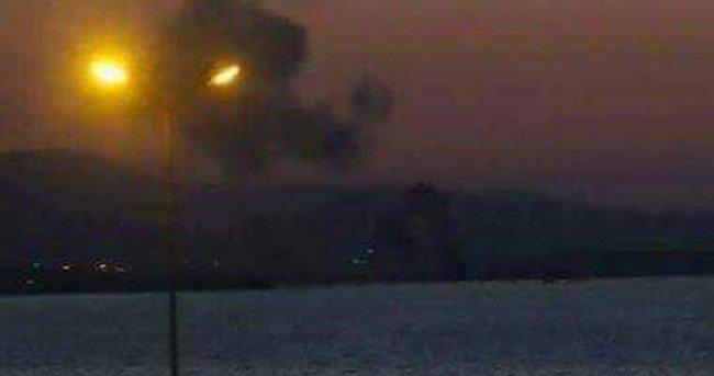 Son Dakika! Mısır, Libya'daki Terör Kamplarına Bomba Yağdırdı!