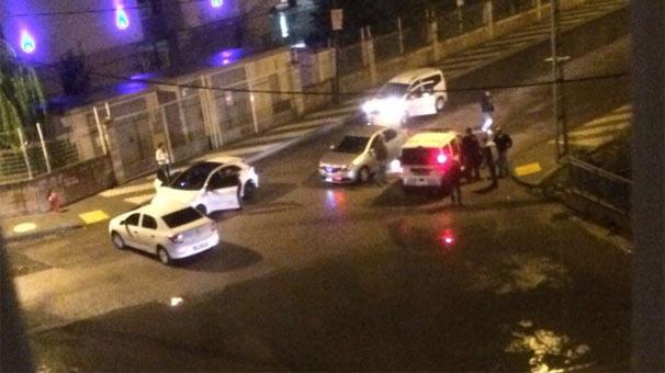 Sultanbeyli'de Polis ve Hırsızlar Arasında Nefes Kesen Kovalamaca! Hırsızlar Kurtulmak İçin Havaya Ateş Açtı