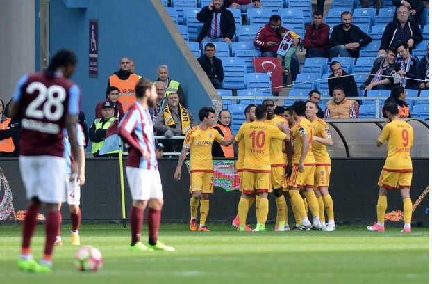 Trabzon'da Kayseri Fırtınası! Trabzonspor:2 – Kayserispor:3