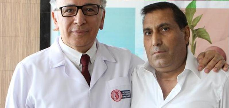 Türkiye'de Bir İlk! Akciğer Kanseri Hastaya Nakil Gerçekleştirildi!