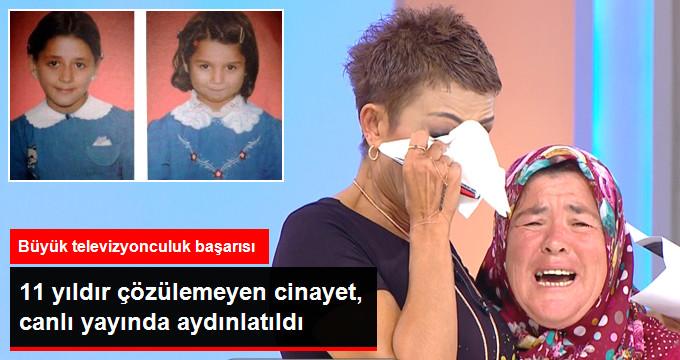 TV 8 Gerçeğin Peşinde 8 Eylül 2017 Son Dakika Gelişmesi! 11 Yıl Önce Öldürülen Büşra ve Tuğçe'nin Katilleri Bulundu!