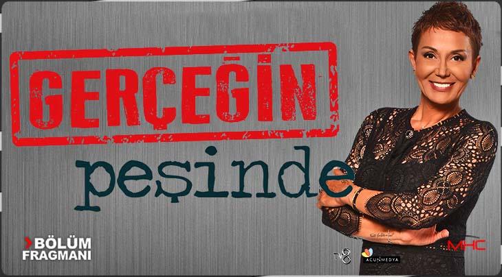TV 8 Gerçeğin Peşinde 14 Haziran Canlı Yayın! Hande Çinkitaş'ın Üvey Annesi Şehnaz İlk Kez Konuştu, Neler Söyledi?