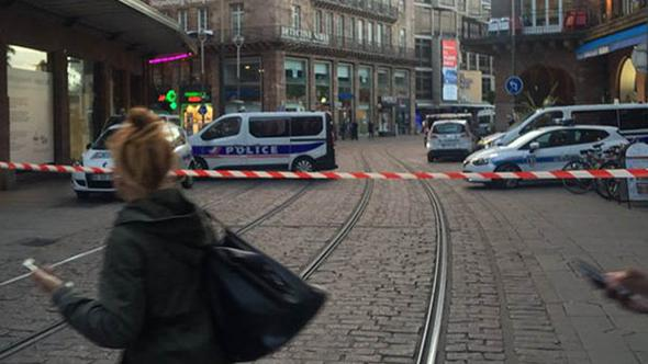 Fransa'nın Strazburg Kentinde Bomba Alarmı! '1 Saatiniz Var' Diyerek İhbar Etti!