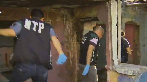 Sarıyer'de 70 Adrese Uyuşturucu Baskını!