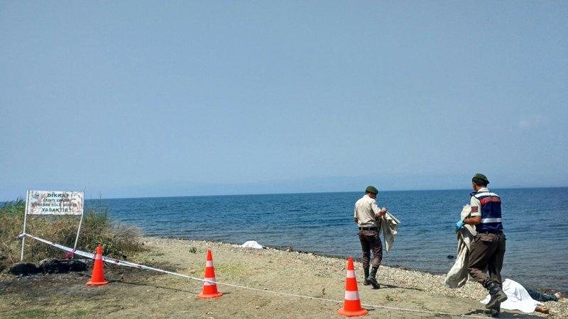 İznik Gölü Bir Aileyi Yuttu! Serinlemek İçin Girdiler, 4 Ölü! Bir Kişinin Cesedi Hala Bulunamadı!