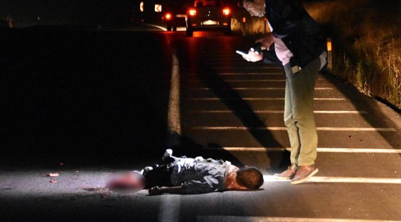 Konya'da Vahşet! Bacakları Parçalanmış Halde Yol Ortasında Cesedi Bulundu