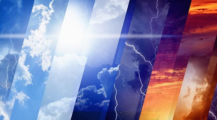 Meteoroloji'den 23 Ekim 2017 Hava Durumu İçin Şiddetli Yağış Uyarısı!