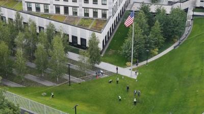 ABD Büyükelçiliği'ne Bombalı Saldırı Düzenlendi! Olayda Can Kaybı Olmadı!