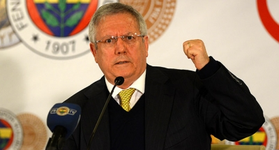 """Aziz Yıldırım'dan Çok Sert Açıklamalar! """"Fenerbahçe'ye Dokunanı Yakarım. Salı Günü Yine Geleceğim"""""""