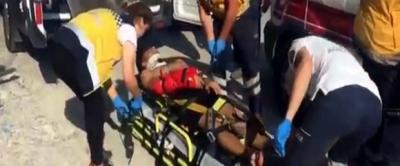 Bartın'da 3 Üniversite Öğrencisi Halı Silkelerken 4 Metreden Yere Çakıldı