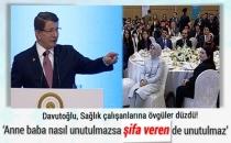 Başbakan Ahmet Davutoğlu Tıp Bayramı konuşması