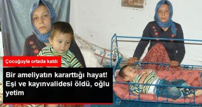 Bir Ameliyat Bütün Ailenin Hayatını Kararttı! Bel Fıtığı Ameliyatına Girdi, Cenazesi Çıktı!