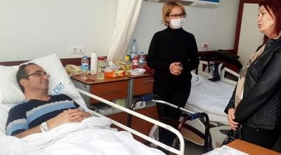 CHP'li Bülent Tezcan'ı Vuran Kişi Tahliye Edildi!