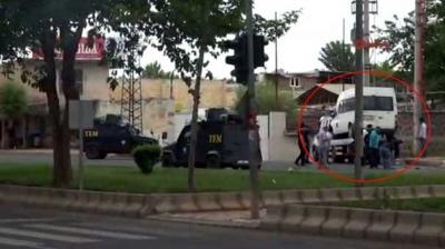Diyarbakır' da 8 Ana Jet Üssüne Saldırı Girişimi! Olayla İlgili Gözaltılar Var!