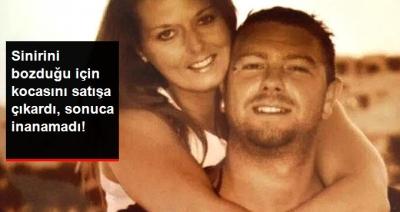 Eşine Sinirlendi Facebook Sayfasından Satışa Çıkardı, Gelen Talipleri Görünce Şok Oldu!