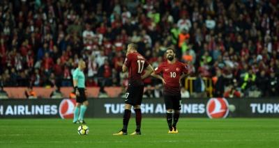 Eskişehir'de Hüsran! A Milli Takım Dünya Kupası Hayallerine Veda Etti
