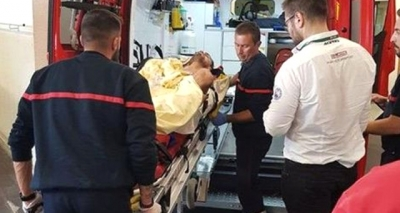 Fransa'da Kaza Yapan Kenan Sofuoğlu Ambulans Uçakla İstanbul'a Getirildi