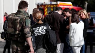 Fransa'nın Başkenti Paris'te Askerlere Saldırı: 6 Asker Yaralı