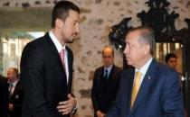 Hidayet Türkoğlu Erdoğan'ın Başdanışmanı oldu